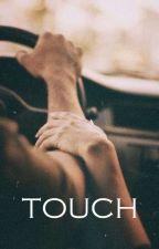 Touch  by milkawinnie