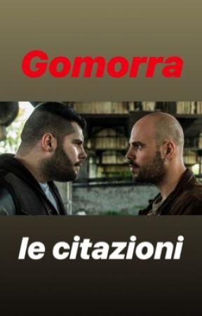 Gomorra Le Citazioni Pietro Genny Wattpad