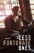 The Less Fortunate Ones (Jake Muller x Reader) by TD-Yukiryuu