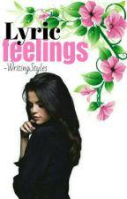 Lyric feelings by -WritingStyles
