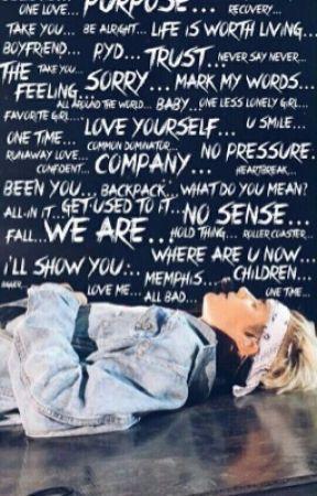 Justin Bieber Lyrics Thought Of You Wattpad