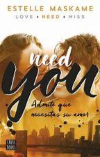 Need You Estelle Maskeme by Andrea1vasquez2