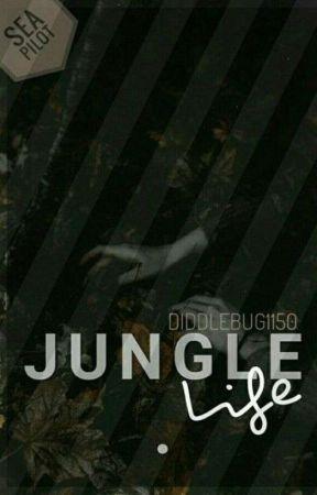 Jungle life || A.V.  by Diddlebug1150