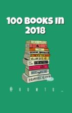 100 Books in 2018 by howto_