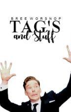 Tag's & Stuff - Bree Worsnop by Breesnop