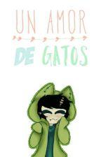 Un amor de gatos💗💗//Danncat y tu// by catakrox13