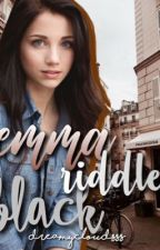 Emma Riddle-black (Harry Potter love story) by Dreamycloudsss