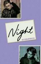 Night || Tradley  by SkyGrimesDixon