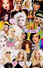 Drag queen prefrences and images by Pokemon_queen22