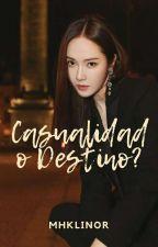 Casualidad o Destino? (Jessica y tú) by marianakyungsoo