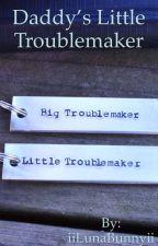 Daddy's Little Troublemaker  by iiLunaBunnyii