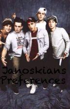 Janoskians Preferences by Irwin_Johnson_Styles