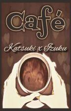 『Café』 [KatsuDeku] by ValeDrops