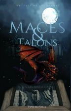 Mace's and Talons • Viggo Grimborn • by EvelynAubrey