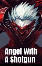 Angel With A Shotgun by qiestina_