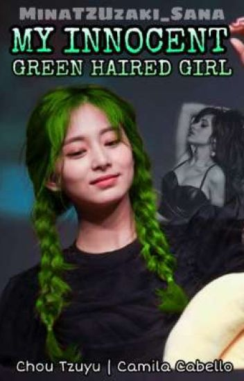 My Innocent Green Haired Girl   CamTzu Filipino GxG