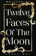 Twelve Faces Of The Moon by TheGreatSphinx