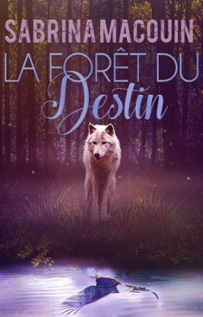 La Forêt du Destin [Inspiré de Twilight et des Quileutes]  by SabrinaMacouin