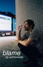 Blame   Luke Hemmings by pewdiepaja