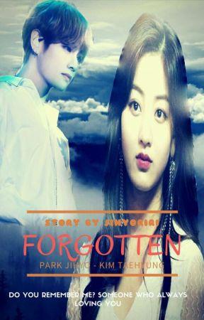 FORGOTTEN (Kim Taehyung) by JihyoRiRi