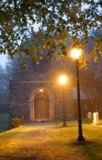 Quiet Misty Night by RichardHigley