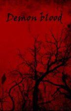 Demon blood by Nele_Minoes