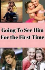 Going To See Him For the First Time (H.S Daughters) by xAlwaysDreamx