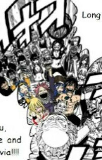 Fairy tail one shots {Closed!}