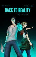 בחזרה למציאות by gefen049