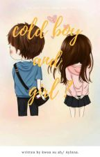 Cold Boy and Girl? - Lai Guanlin by SuAh_Kwon