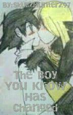The Boy You Know Has Changed(Ash X Cynthia) by SkullzHunterz97