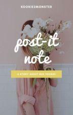 Post-it Note   Yoonseok by kookie2monster