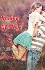 Saying goodbye by RuthMcWey