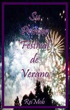 Su primer festival de verano. by melcham