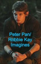 Peter Pan/Robbie Kay imagines (imagines closed) by alexasmith123