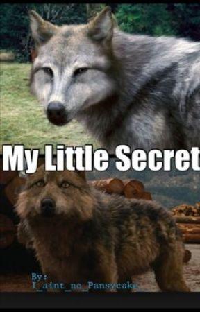 My Little Secret by I_aint_no_pansycake_