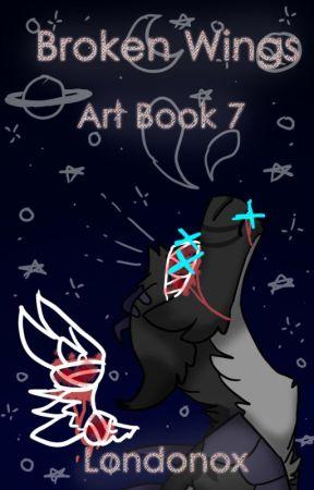 Broken Wings - Art Book 7 by Londonox