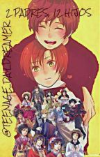 2 padres, 11 niños ( Hetalia-LatinHetalia Fanfic) by Teenage_Day_Dreamer
