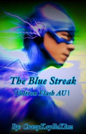 The Blue Streak | Voltron Flash AU | by Lee_Bear_116