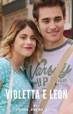 Violetta e León by aninha_ribeiro_rocha