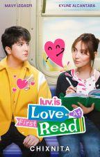 Love at First Read (Editing) by chiXnita
