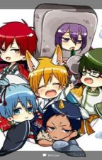 ( Kuroko no Basket) Picture KnB, GoM by user00882485