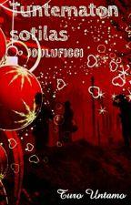 Joulufiction • Tuntematon sotilas  by TuroUntamo