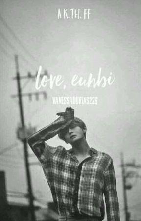 love, eunbi // k.t.h. by vanessadurias226