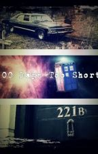 SuperWhoLock- 300 Days Too Short by PotterheadSharna