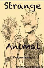 Strange Animal [Katsudeku] by BitterHoneyClp
