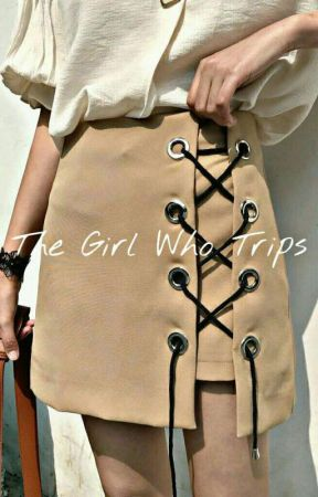 The Girl Who Trips by Syalyn