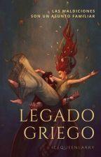 Legado Griego |Larry Stylinson| Segunda Parte de 'El Dios del Placer'| by IceQueenLarry