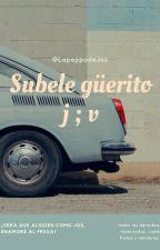Subele güerito :v/Jalonso Villalnela./ by LapeppadeJos