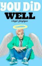 YOU DİD WELL -Angel Jong Hyun by umaypelin